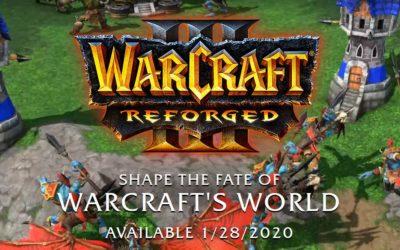 Endelig nyt til Warcraft gamerne – Warcraft Reforged