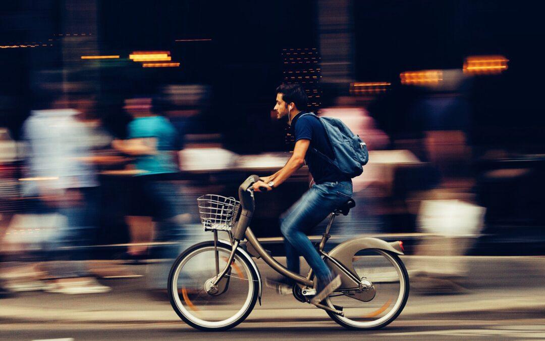 De mange fordele ved at cykle på arbejde