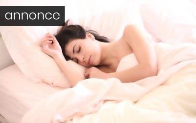 Tre tips til at få en god nattesøvn