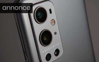 OnePlus 9 Pro – spektakulært kamera og gamingklar processor